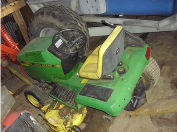 John Deere 285 plentraktor - construction equipment