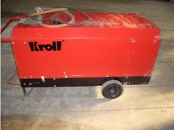 Kroll Gasheizer P 1420 i - construction equipment