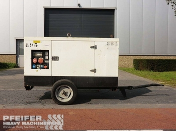 Pramac GBL30 Diesel 30kVA - construction equipment