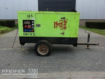 Pramac GBL40 Diesel 40kVA - construction equipment