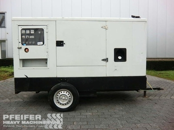 Pramac GSW60 Diesel 60kVA - construction equipment