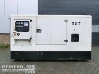 Pramac GSW-60 Diesel 60 kVA - construction equipment