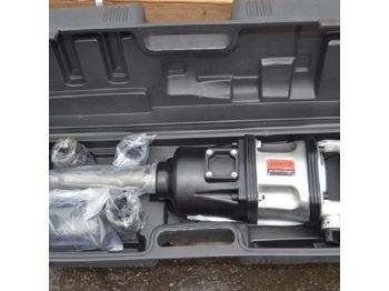 Unused Ashita 98805P Air Impact Wrench c/w Sockets (3 of) - 2991-23 - construction equipment