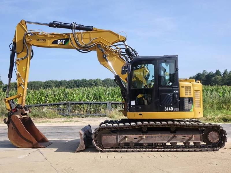 Crawler excavator CAT 314 DL — 3131521