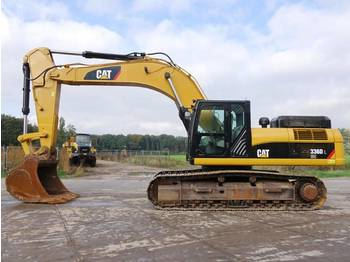 Crawler excavator CAT 336DL Good condition / more units availlable