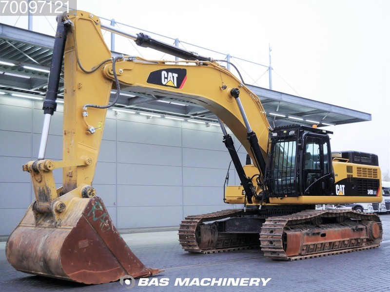 Crawler excavator Caterpillar 349D LME CE machine - extra function — 3301938