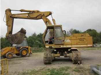 Fiat-Allis FE 28 HD - crawler excavator