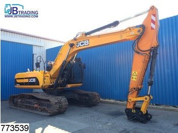 JCB JS 260 NLC Airco, Airpress cabine, - crawler excavator