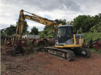 Crawler excavator Komatsu PC 138, 81593 USD - Truck1 ID - 881272