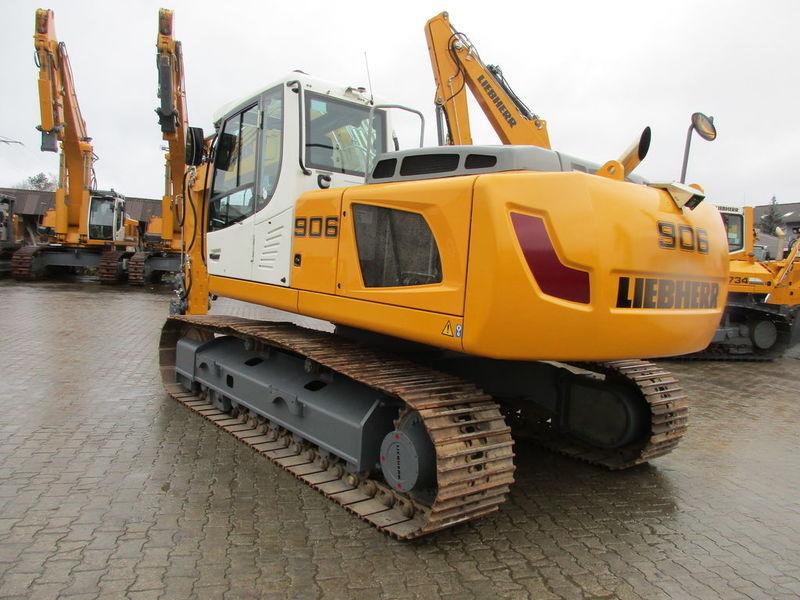 Crawler excavator LIEBHERR R 906 Litronic Advanced LC — 3292889