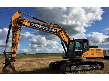 Sany SY215C Clime Control, Bucket, Hammerline, Quick Co  - crawler excavator
