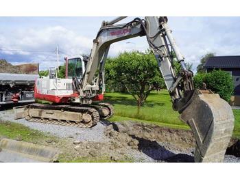 Crawler excavator Takeuchi TB240 New unused machine - hammer line