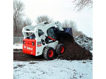BOBCAT S250 - crawler loader