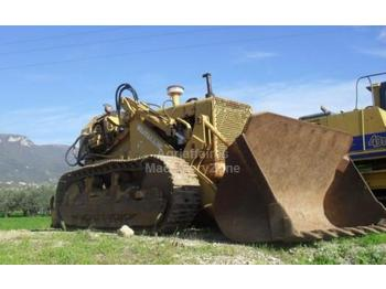 Fiat Allis FL10B - crawler loader