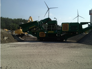 Crusher McCloskey International C44