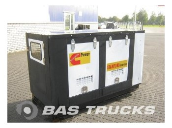 Cummins C-90 90kVA 220/380 V 50Hz Aggregaat - construction machinery