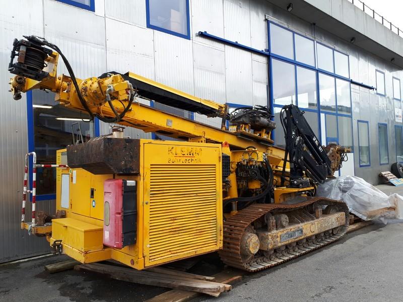 Directional boring machine KLEMM KR 806 - 3 D - Truck1 ID