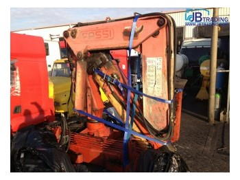 FASSI 19 tons - construction machinery