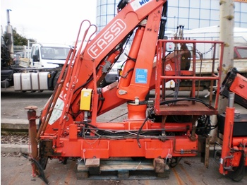 FASSI FASSI F120.22 - construction machinery