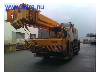 Faun RTF 30-2 4x4x4, 30 ton - construction machinery