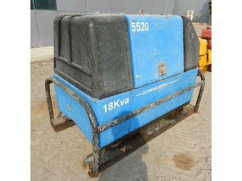 Generator set Olympian PERKINS GEP30 30 KVA | SNS526