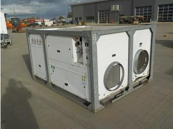 Generator set 2006 Aggreko 50KW Air Conditioner