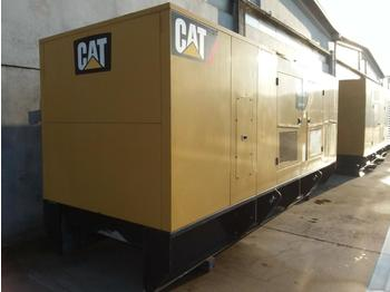 Generator set 2011 CAT DPC18 700KvA Generator, CAT C18 Engine, DIATAAC 508 Prime