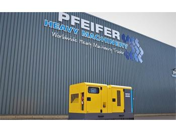 Generator set Atlas Copco QAS 60 ST3 Diesel, 60 kVA, Also Available For Rent