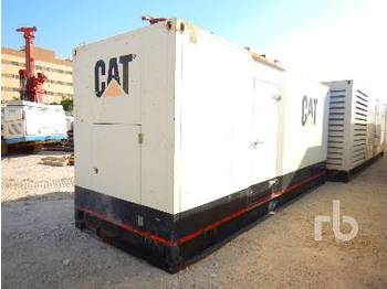 CATERPILLAR 550 500 KVA Containerized - generator set