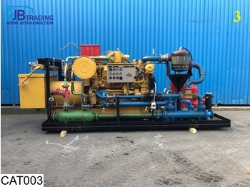 Generator set Caterpillar G3508 G3508 Aggregate Generator V8 Gas Engine