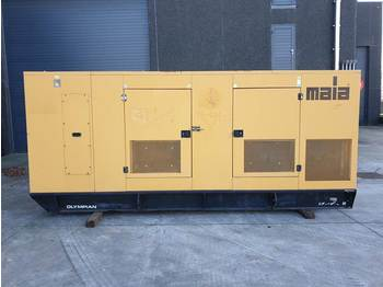 Generator set Caterpillar GEP 500