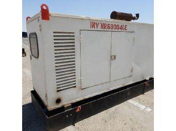 Generator set Yanmar 3TNE88-PG 1500 Rpm genset mooi compact, 3068