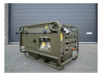 HATZ HARRINGTON 5 KVA DIESEL GENSET - generator set