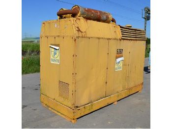 LOT # 2412 -- 100KvA Static Generator c/w Deutz Engine (NO CE MARK - NOT FOR USE WITHIN EU) - generator set