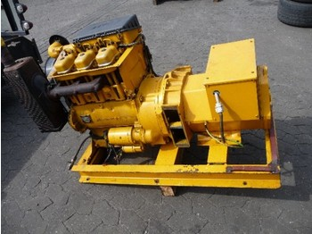 NEWAGE INTERNATIONAL / HATZ DIESEL BC.I 184F1 / BC.I 184 F 1 3M41 / 3 M 41 - generator set