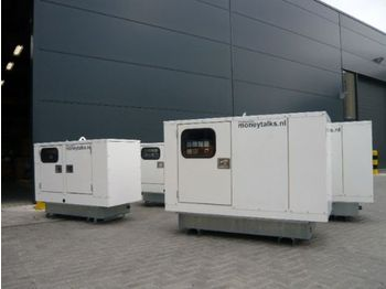 Perkins 30 KVA SOUNDPROOF - generator set
