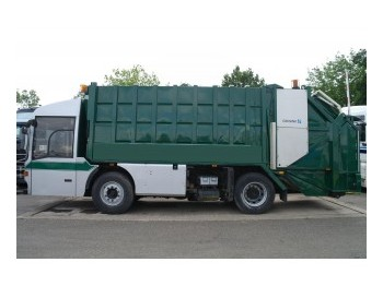 Ginaf B 2121-N GARBAGE TRUCK - construction machinery