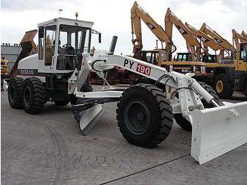 Zoomlion PY190 w ripper and frontblade (Ref 109319) - grader