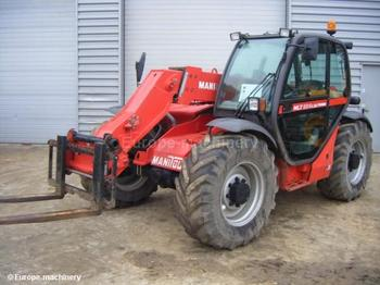 Manitou MLT 634 120 LSU - construction machinery