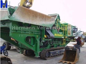 McCloskey I44 Prallmühle  - construction machinery