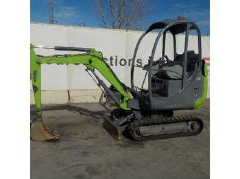 Mini excavator Wacker Neuson ET90 kaivinkone , 95135 USD - Truck1 ID