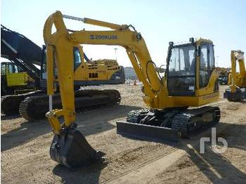 ZOOMLION ZE60E - mini excavator