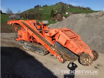 TSM Westfalia WAV 170 - mining machinery