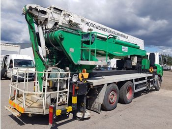 DAF AS75RC - mobile crane