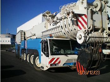Demag AC 500 - for 500 tons - mobile crane