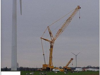 Demag AC 650 - for 650 tons - mobile crane