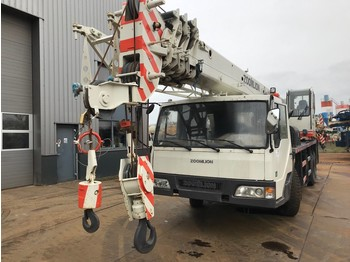 Zoomlion QY16HF 16 Ton 6x4 Hydraulic Truck Crane - mobile crane