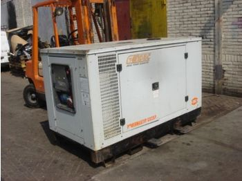 Perkins 27,5 KVA SUPERSILENT - construction machinery