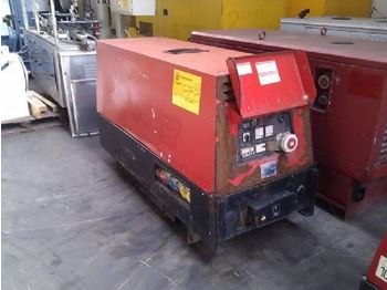 Perkins 30 KVA SOUNDPROOF - construction machinery