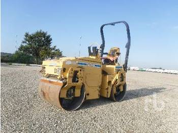 Road roller BITELLI DTV325 Michelino